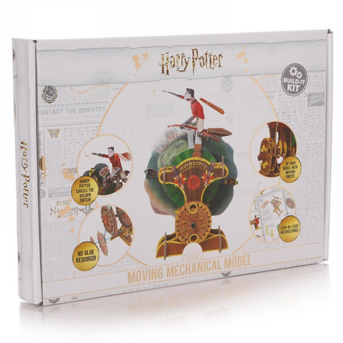Harry Potter Card Mechanical Puzzle