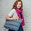 Thumbnail: Mazzy Rope Blue Bag