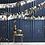Thumbnail: Silver Fringe Garland Decoration