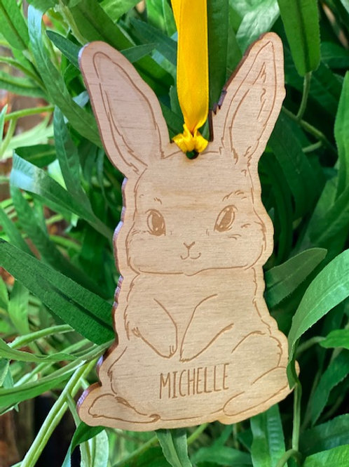 Easter wooden Decoration