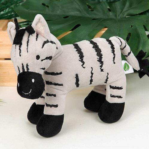 Bristol the Zebra 21cm Plush Toy