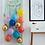 Thumbnail: Rainbow & Gold Happy Birthday Balloon Door Kit