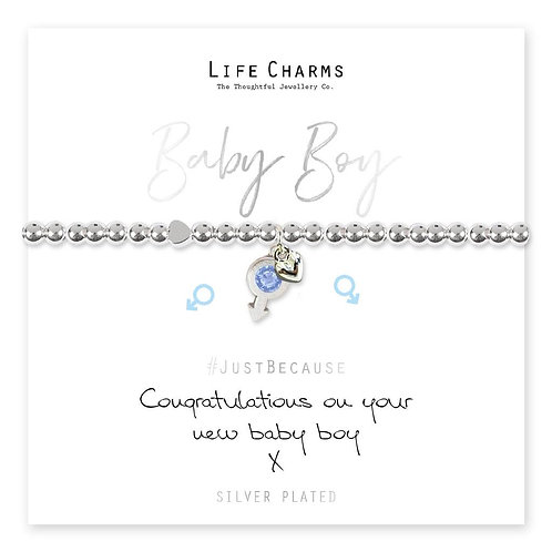 Baby Boy Bracelet