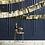 Thumbnail: Gold Foiled Fringe Garland Decoration