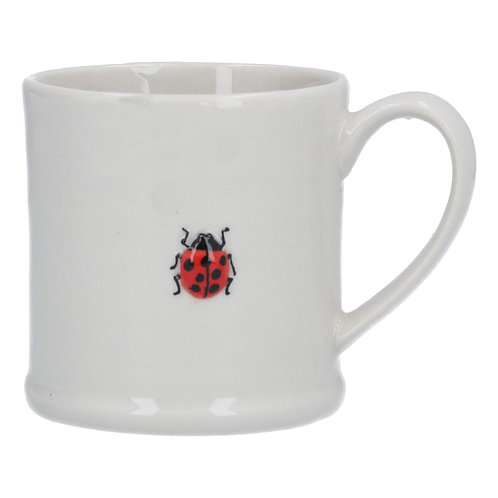 Mini Ladybird Mug Ceramic