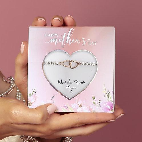 World's Best Mum Bracelet