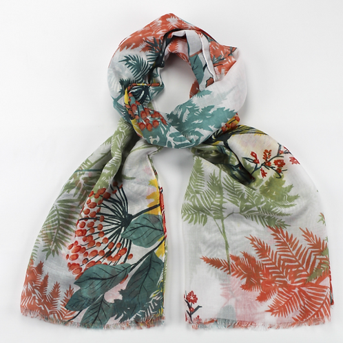 Inverno Turquoise Scarf