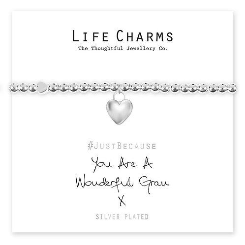 You Are A Wonderful Gran Bracelet