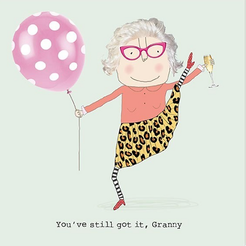 Granny Still Got It Card