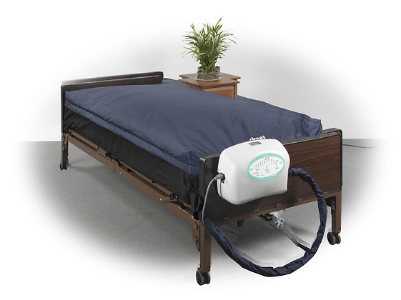 """Low Air Loss Mattress System with Pulsation, 10"""""""