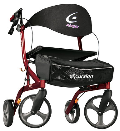 Airgo eXcursion X20 Lightweight Side-fold Rollator