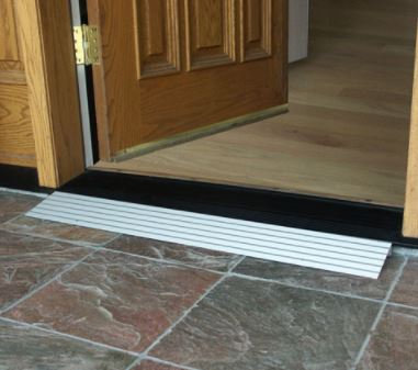 EZ-ACCESS TRANSITIONS MODULAR ENTRY RAMP 2-IN