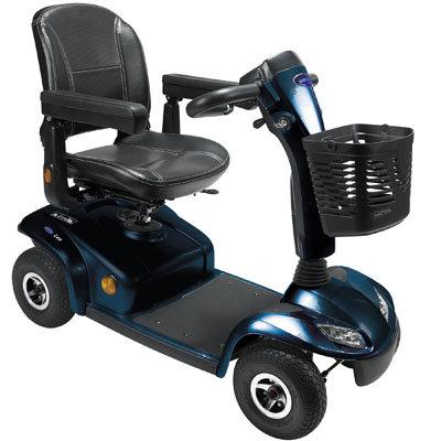 Leo 4-Wheel Scooter