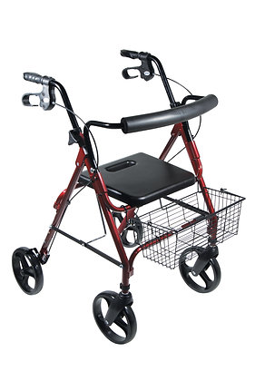 D-Lite Rollators - Red