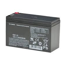 12 Volt - 12Ah Battery - Lead Acid