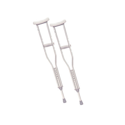 Walking Crutches with Underarm Pad, Youth