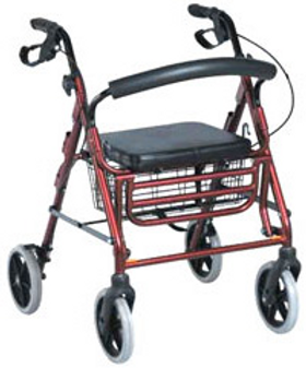 Rent a Manual Wheelchair