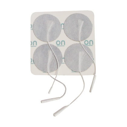 """Round Pre Gelled Electrodes for TENS Unit, 1.75"""""""