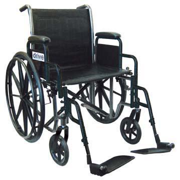 Silver Sport II Manual Wheelchair