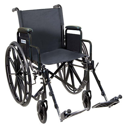 Silver Sport I Manual Wheelchair