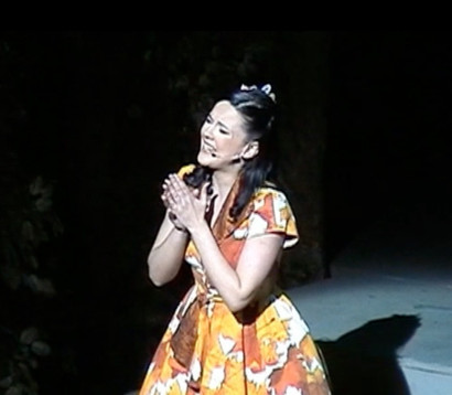 Silvia Villaú (Clementina)