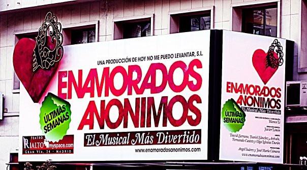 MARQUESINA TEATRO RIALTO MADRID