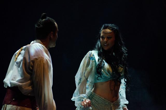Silvia Villaú (Jazmine)