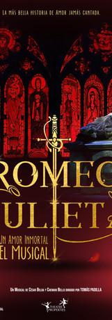 ROMEO Y JULIETA, UN AMOR INMORTAL