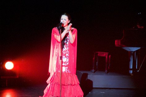 Silvia Villaú en Concierto