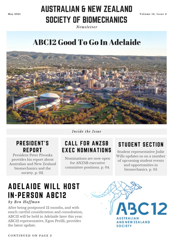 In-Person ABC12, ANZSB Exec Nominations, ABC13 Location Revealed + More - May Newsletter Out Now
