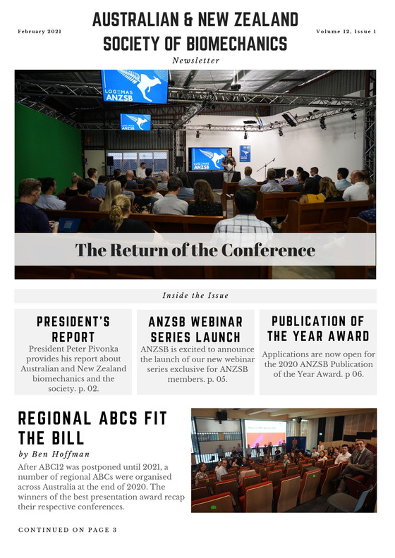 Regional ABC Recaps, Webinar Series Launch + More - February Newsletter Out Now