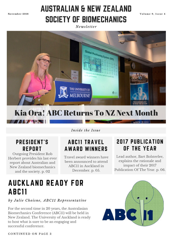 ANZSB November Newsletter + Membership Renewals + Final Chance to Vote