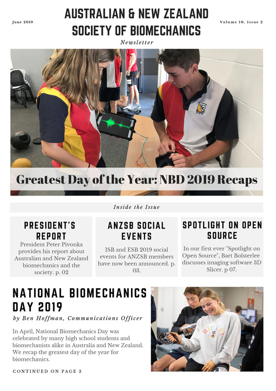 ANZSB Social Events, NBD 2019 Recap, ABC12 Dates + More: June Newsletter Out Now