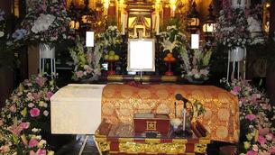 【葬儀事例】高槻市での家族葬