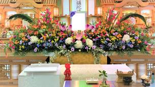【葬儀事例】吹田市での家族葬