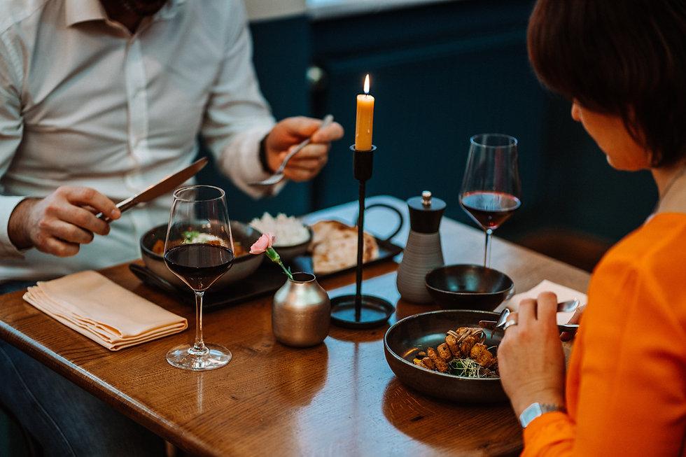 Küchentanz Restaurant essen