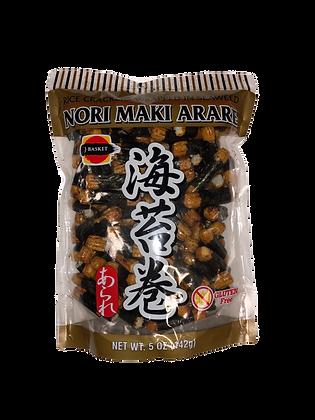 Nori Maki Arare 海苔卷