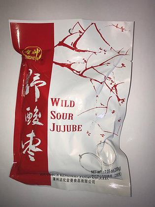 Wild Sour Jujube