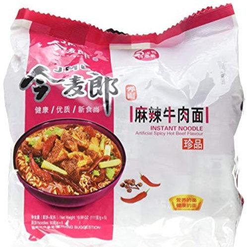 JML Spicy Hot Beef Instant Noodle