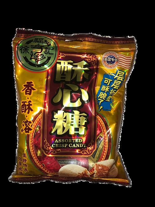 Xu Fu Ji Assorted Crisp Candy 徐福记酥心糖