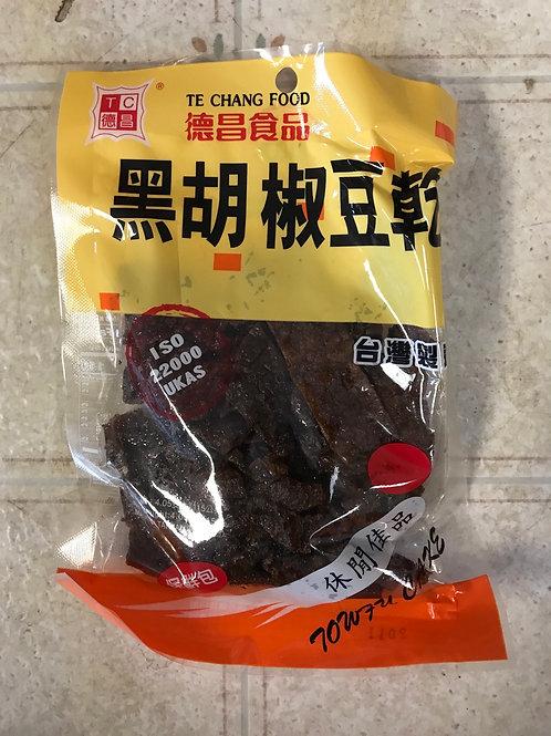 Black pepper Towfu Cake
