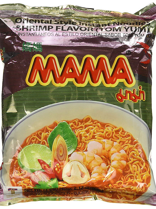 MAMA Oriental Style Instant Noodles - Shrimp Flavor