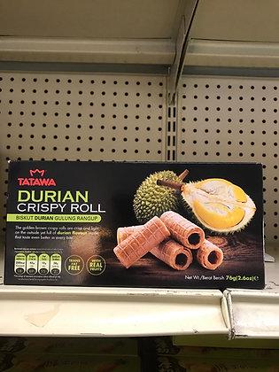 Tatawa | Durian Crispy Roll