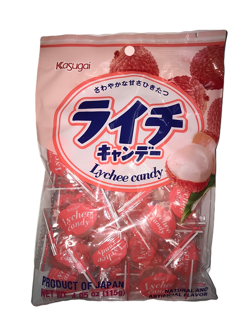 Kasugai Lychee Candy|Kasugai 荔枝糖