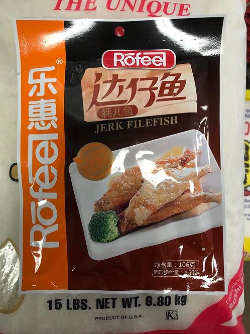 Rofeel | Jerk Filefish