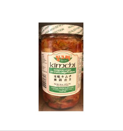 Kimchi 辣白菜