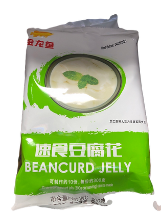 Beancurd Jelly 金龙鱼速食豆腐花
