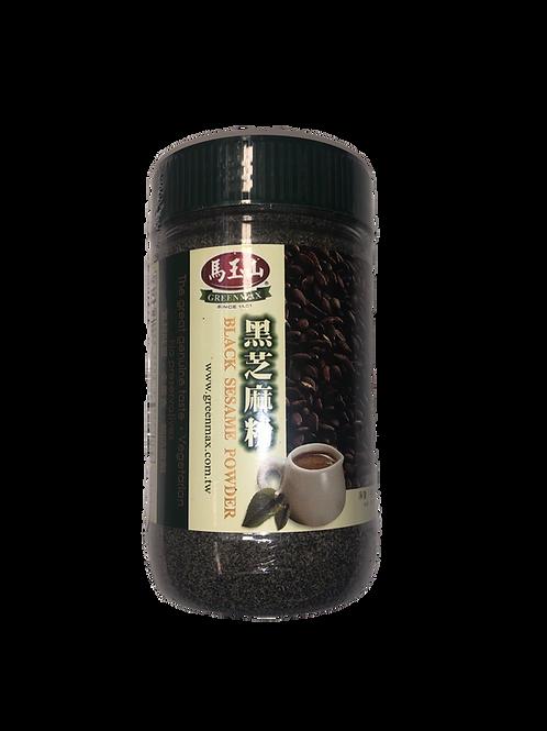 Greenmax Black Sesame Powder马玉山黑芝麻粉
