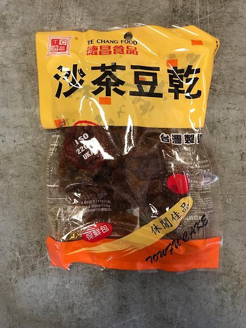 Shacha Flavored Towfu Cake