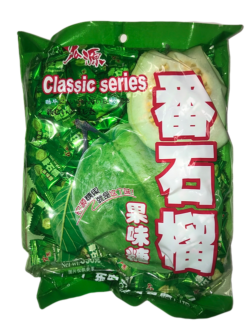 HongYuan Guava Candy 宏源番石榴果味糖